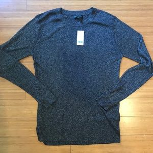 Banana Republic sparkly party sweater NWT